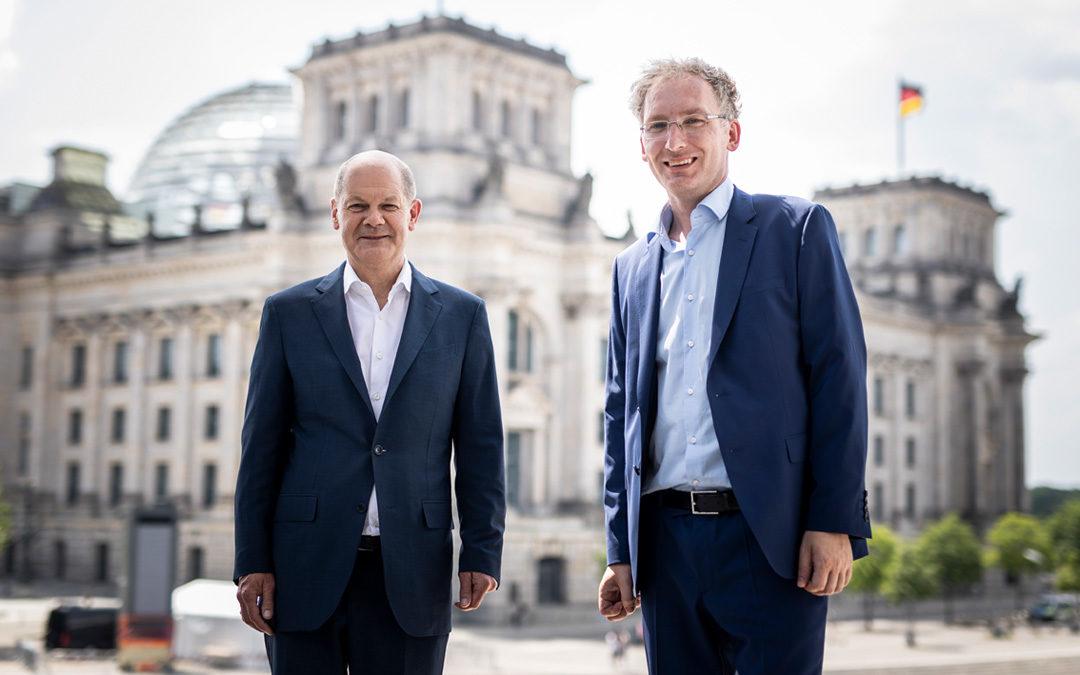 Zukunftscamp der SPD