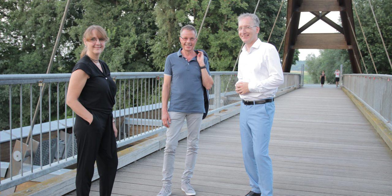 Meine Ziele für die Region – Pressegespräch in Frankfurt (Oder)