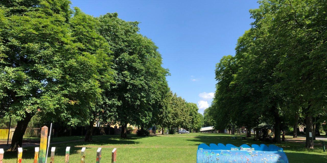 Förderung für neuen Spielplatz in Steinhöfel