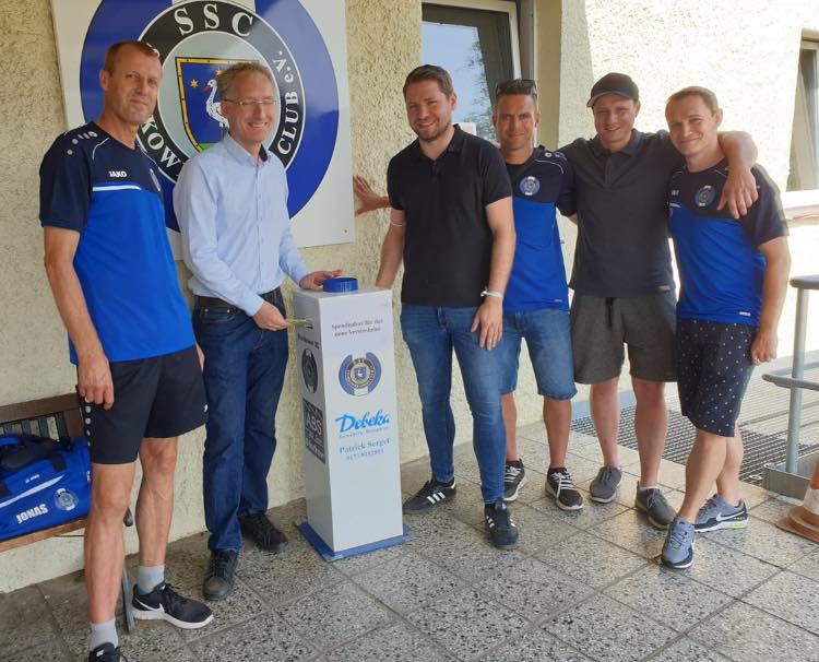 Spende für den Storkower Sport Club e.V.