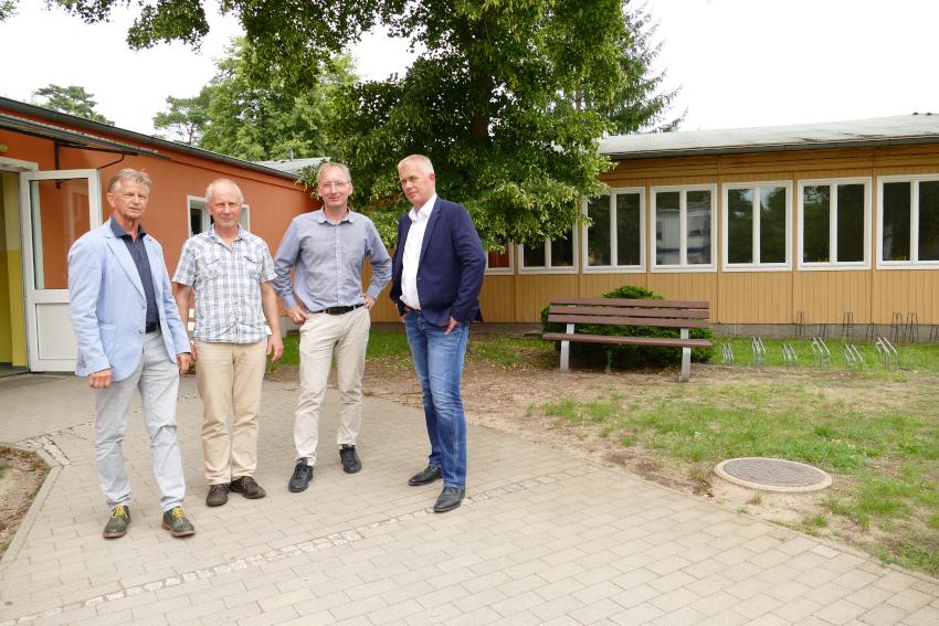Besuch in Bad Saarow
