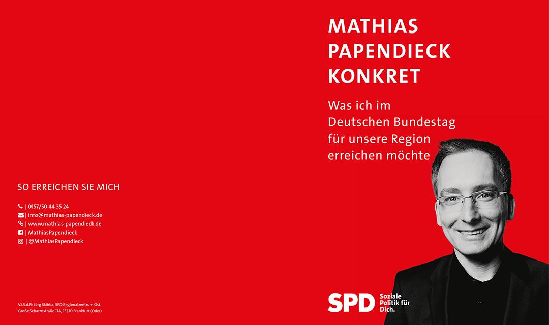 Mathias Papendieck Konkret