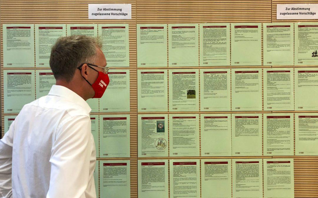 Erntefest und Bürgerbudget in Fürstenwalde